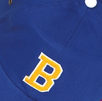 Letters Numbers For Baseball Caps Embroidered