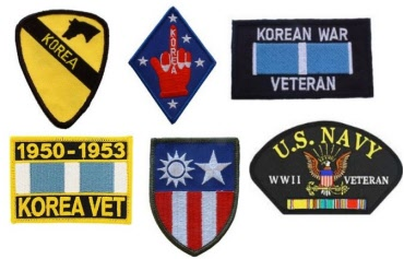 NAME PATCH EMBLEMS