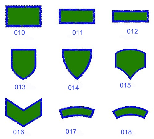 patch shapes photoshop